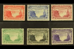 1905 VICTORIA FALLS Set, SG 94/99, Fresh Mint, 1s With A Hinge Thin. (6) For More Images, Please Visit Http://www.sandaf - Great Britain (former Colonies & Protectorates)