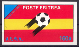 Football / Soccer / Fussball - WM 1982: Eritrea  Bl ** - World Cup