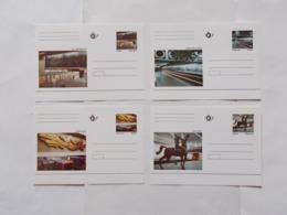 BELGIQUE - N°   N° BK 39/40/41/42  ( Voir Photo )  14 - Stamped Stationery
