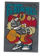 Panini - Edition Anglaise - American Football - English Edition