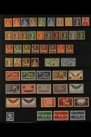 1900-93 FINE MINT / NEVER HINGED MINT COLLECTION ALL DIFFERENT - Housed In An Album On Stock Pages & Printed, Hingeless  - Switzerland