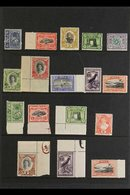 1897-1949 FINE MINT ASSEMBLY An Attractive All Different Group With 1897 (watermark Tortoises) ½d, 1d, 2d, 3d, 4d, 7½d,  - Tonga (...-1970)