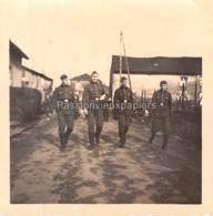 Petite PHOTO  EBERSVILLER  1939/1945  RAD 85 - Autres Communes