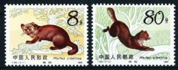 China Nº 2520/1 Nuevo - 1949 - ... République Populaire