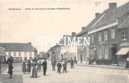 Place Du Marché Et Chaussée D'Handzaeme - Cortemarck - Kortermark - Kortemark