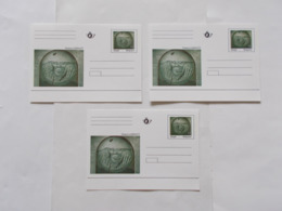 BELGIQUE - N°   N° BK 45  X 3  ( Voir Photo )  15 - Stamped Stationery