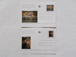 BELGIQUE - N°   N° BK 46 /47  ( Voir Photo )  16 - Stamped Stationery