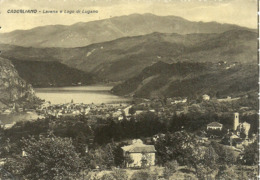 Lavena Fraz. Di Cadegliano Viconago (Varese) Panorama, General View, Vue Generale, Gesamtansicht - Varese