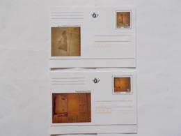 BELGIQUE - N°   N° BK 48/49  ( Voir Photo )  17 - Stamped Stationery