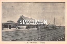 Statie - Cortemarck - Kortermark - Kortemark