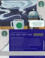 UK STARBUKS - Coffee Aroma  , CN : 6156, Unused - Gift Cards