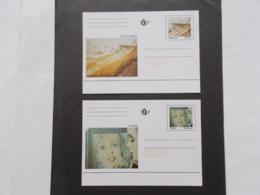 BELGIQUE - N°   N° BK 50/51  ( Voir Photo )  18 - Stamped Stationery