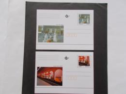 BELGIQUE - N°   N° BK 52/53  ( Voir Photo )  19 - Stamped Stationery