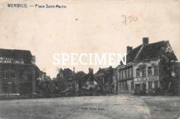 Place Saint-Martin - Wervicq - Wervik - Wervik