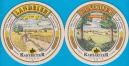 Brauerei Kapsreiter Schärding  Österreich ( Bd 2781 ) - Beer Mats