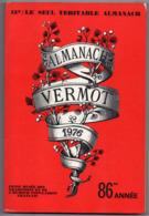 Almanach VERMOT  1976 --86ème Année - Format  18 Cm X 27 Cm --360 Pages ..................à Saisir - Calendars