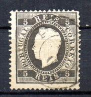 Portogallo 1870 Cancelled Tu - 1862-1884 : D.Luiz I