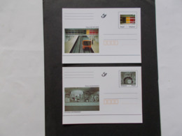 BELGIQUE - N°   N° BK 66/67   ( Voir Photo )  21 - Stamped Stationery