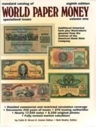 Catalogo Banconote Straniere Pick World Paper Money Specialized Issues 8th Edition USATO - Books & Software
