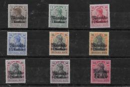 Sellos De Marruecos 46/49, 50I, 50II, 52, 53 Y 54 * Valor Catálogo 17.10€ - Ufficio: Marocco