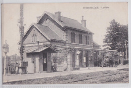 STEENBECQUE (Nord) - La Gare - France