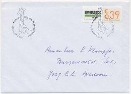 Persoonlijk Zegel Type 2004 - Burgers ZOO - 1980-... (Beatrix)