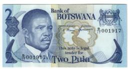 BOTSWANA2PULA1982P7UNCSignature 5 - 7C.CV. - Botswana