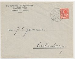 Firma Envelop Dinxperlo 1927 - Tapijtfabriek - Periode 1891-1948 (Wilhelmina)