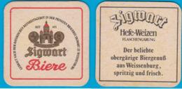 Brauerei Sigwart Weißenburg ( Bd 2783 ) - Beer Mats
