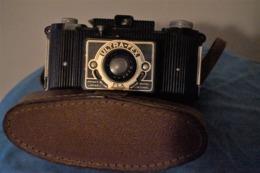 Appareil Photo De Collection De Marque FEX ULTRA SPEC Avec Sacoche - Cameras