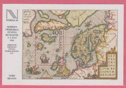 1984 ** Islande  (sans Charn., MNH, Postfrish)  Yv  BF 6Mi  Block 6FA  Block 6 - 1944-... Republic