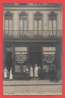 59 - Lille - Carte Photo Restaurant Au 61 Rue Gambetta - Lille
