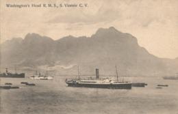 CABO VERDE-S.VICENTE - Capo Verde