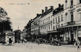 Namur Rue Mathieu Voie Du Tram - Namur