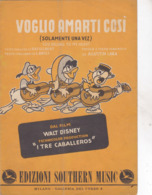 VOGLIO AMRTI COSI SPARTITO  AUTENTICA 100% - Musique & Instruments