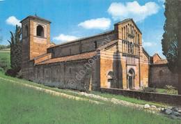 Cartolina Albugnano Asti Abbazia Di N.S. Di Vezzolano - Asti