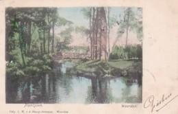 2549104Woerden, Plantsoen-1901. - Woerden