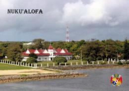 1 AK Tonga * Der Königspalast In Der Hauptstadt Nukuʻalofa Auf Der Insel Tongatapu - Royal Palace * - Tonga