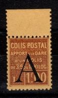 Colis Postaux - YV 81 N** Luxe - Neufs