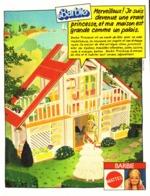 """PUB POUPEE """" BARBIE """" 1980 ( 18 ) - Barbie"""