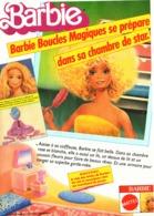"""PUB POUPEE """" BARBIE """" 1982 ( 19 ) - Barbie"""