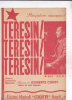TERESIN TERESIN TERESIN   SPARTITO  AUTENTICA 100% - Música & Instrumentos