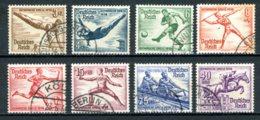 Allemagne   Y&T   565 - 572   Obl   ---      Mi  609 - 616   --   TTB... - Usados