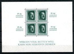 Allemagne  Y&T   BL10   XX     ---   Mi Block 9  ---     TTB - Blokken
