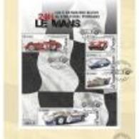 2019 24 Houres Le Mans Car Ferrari Porsche Ford Mazda Race  FDS SHeet !! - Belgium