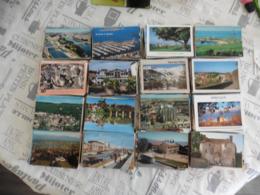 LOT  DE   3900    CARTES   POSTALES  CPM   DE  FRANCE    SANS  MULTIVUES - Postkaarten