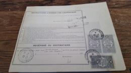 LOT 475707 TIMBRE DE COLONIE MAROC OBLITERE BLOC - Marokko (1891-1956)