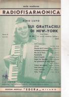 RADIOFISARMONICA SPARTITO  AUTENTICA 100% - Música & Instrumentos
