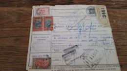 LOT 475708 TIMBRE DE COLONIE TUNISIE  OBLITERE BLOC - Tunesië (1888-1955)