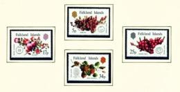 FALKLAND ISLANDS - 1983 Fruits Set Unmounted/Never Hinged Mint - Falklandeilanden